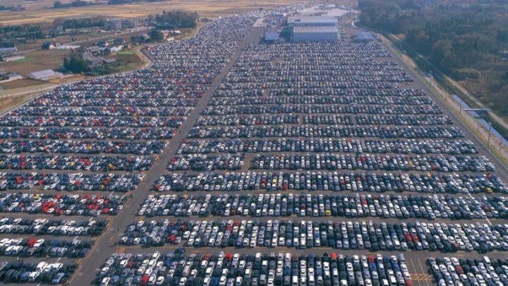 Онлайн аукцион автомобилей в Японии