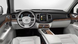 Volvo XC90 Inscription интерьер