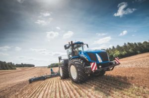 Трактор New Holland T9.670
