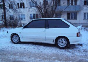 ВАЗ-2113 белая