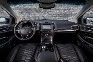 Форд Эдж 2019 интерьер