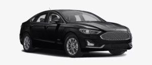 Форд Фьюжн 2019 чёрный