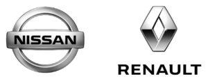 Логотипы Ниссан и Рено