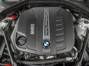 БМВ 5 серии двигатель