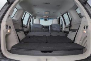 Шевроле Трейлблейзер 2019 багажник