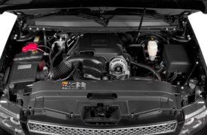 Шевроле Трейлблейзер 2019 двигатель