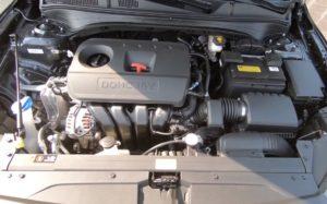 Киа Церато 2020 двигатель