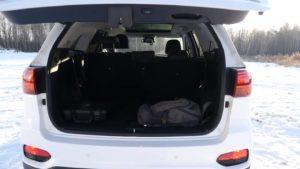 Киа Соренто Прайм 2020 багажник