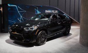 БМВ Х6 2020 чёрный