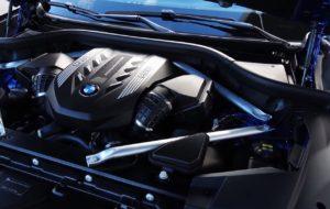 БМВ Х6 2020 двигатель