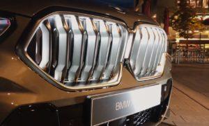 БМВ Х6 2020 ноздри