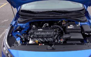 Хендай Солярис 2020 двигатель