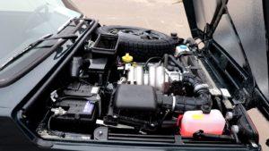 Лада 4х4 Нива 2020 двигатель