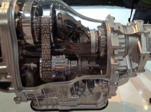 Автоматическая трансмиссия вариаторного типа