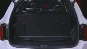 Киа Соренто 2021 багажник