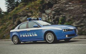 Альфа Ромео 159 Polizia