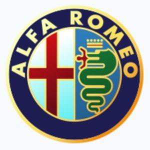 Альфа Ромео эмблема