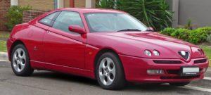 Альфа Ромео GTV