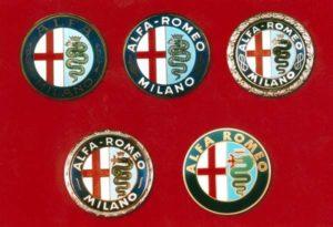 Альфа Ромео логотип