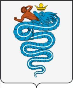 Герб миланских Висконти