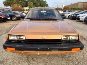 Хонда Аккорд 1984