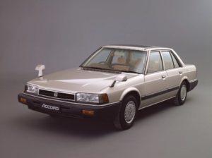 Хонда Аккорд 2 поколения