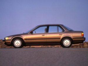 Хонда Аккорд 4 поколения