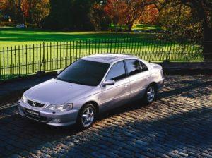 Хонда Аккорд 6 поколения