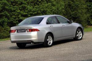 Хонда Аккорд 7 поколения