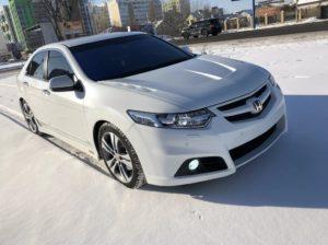 Хонда Аккорд 8 поколения