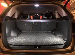Киа Соренто 2020 багажник