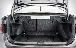 Фольксваген Поло 2020 багажник