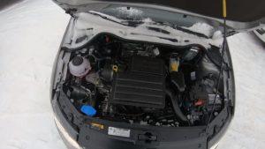 Фольксваген Поло 2020 двигатель