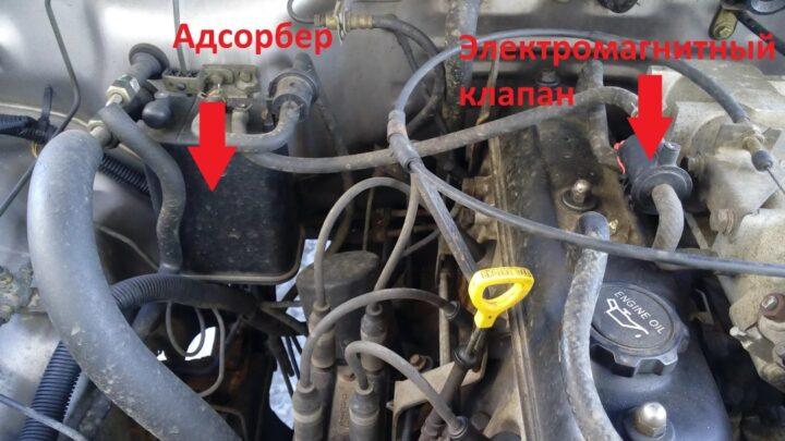 Что такое адсорбер в автомобиле и для чего он нужен
