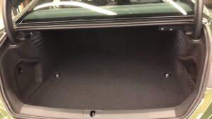 Ауди А5 2021 багажник