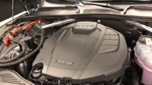 Ауди А5 2021 двигатель