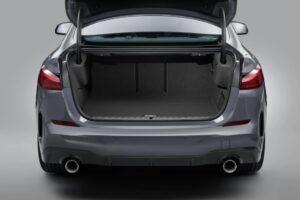 БМВ 2 серии 2021 багажник