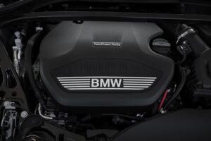 БМВ 2 серии 2021 двигатель