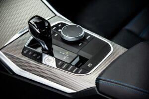 БМВ 3 серии 2021 коробка передач